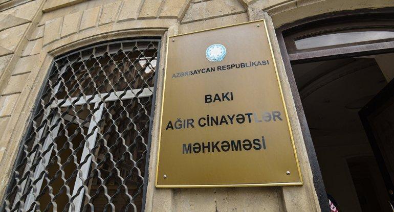 Daha 13 erməni terrorçusu hakim qarşısına çıxarılır