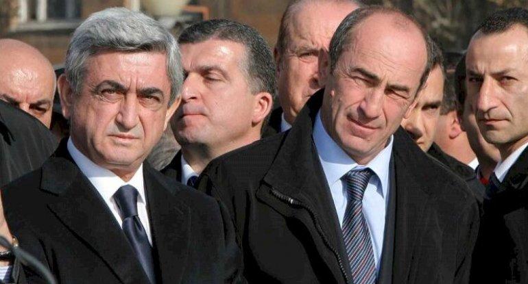 """""""Köçəryan və Sərkisyanın Azərbaycana verilməsi mümkündür"""" - ŞƏRH"""