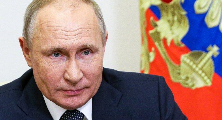Putindən Qarabağla bağlı AÇIQLAMA