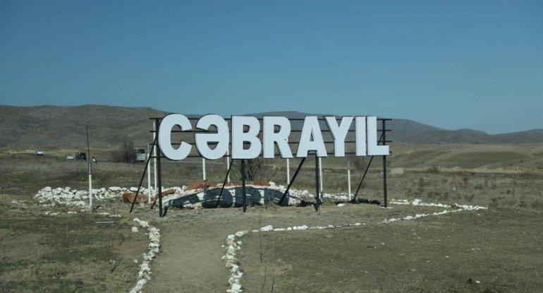 """Bir qrup hərbçi """"Cəbrayılın azad olunmasına görə"""" medalı ilə təltif edildi"""