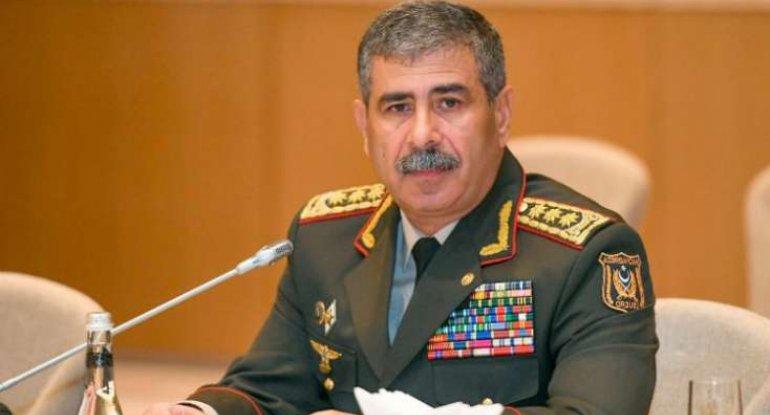 Zakir Həsənov Azərbaycan Ordusu təbrik etdi