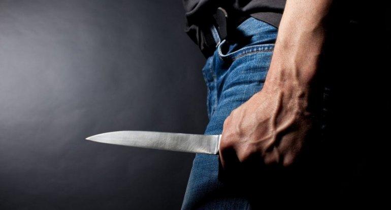 Samuxda kənd sakinləri arasında bıçaqlanma olub: Saxlanılan var
