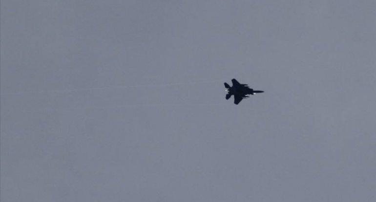 ABŞ İran dəstəkli qüvvələrə hava zərbələri endirdi