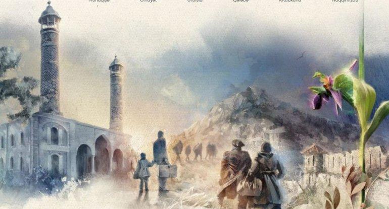 """""""Karabakh.Center"""" saytının təqdimatı keçirilib"""