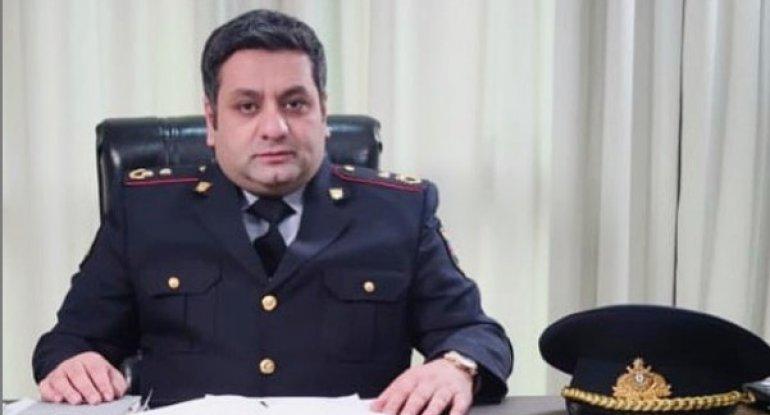 """""""Polis artıq vətəndaşın yaxın dostuna çevrilib"""" - Elcan Rəsulov"""