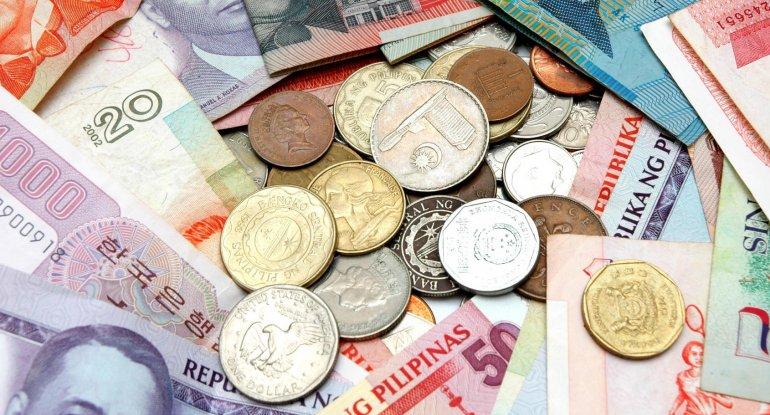 Avro və lirə bahalaşdı, dollar və rubl sabit qaldı