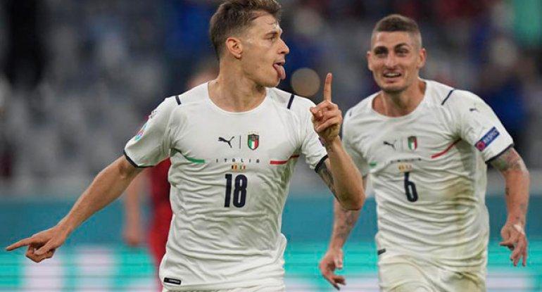 Avro-2020: İtaliya finala çıxdı