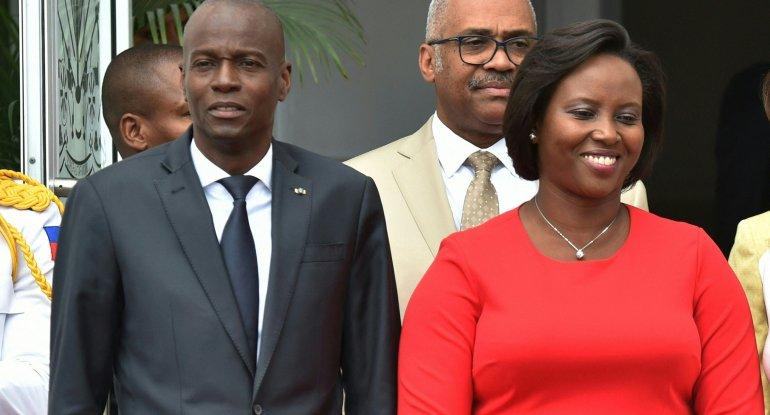 Haiti prezidentini öldürən şəxslər məhv edildi