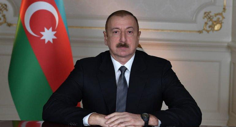 Prezident sərəncam imzaladı: 6,2 mln manat ayrıldı