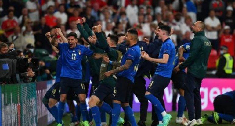 AVRO-2020: İtaliya Avropa çempionu oldu - YENİLƏNİB + FOTO