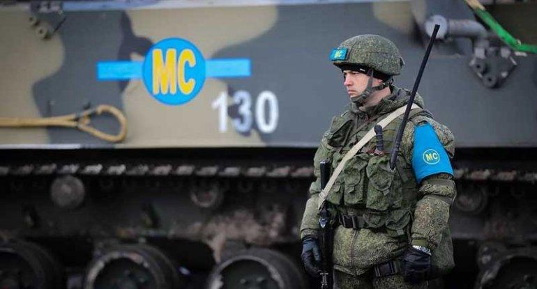Rusiya Müdafiə Nazirliyi Şuşadakı atışma ilə bağlı açıqlama yaydı