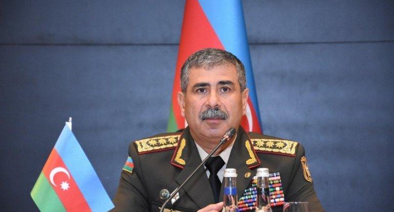 Zakir Həsənov komandir-rəis heyətinə göstəriş verdi