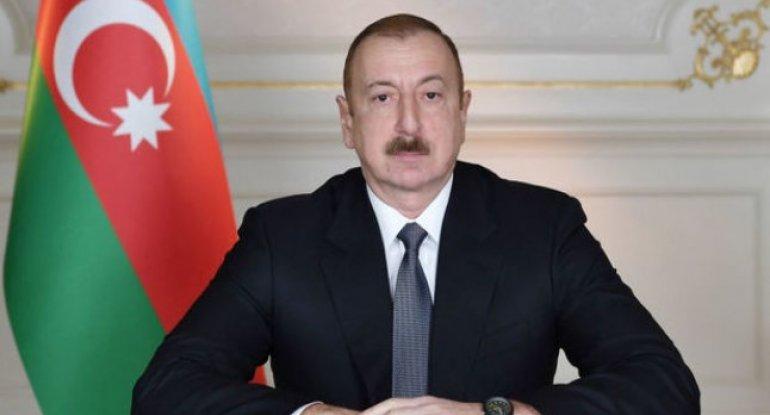 """Prezident: """"Azərbaycanla Rusiya arasında ticarət dövriyyəsi artıb"""""""
