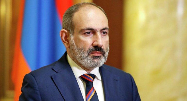 Nikol Paşinyan deputat mandatından imtina etdi