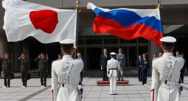 Yaponiya Rusiyaya qarşı yeni ərazi iddiaları qaldırıb