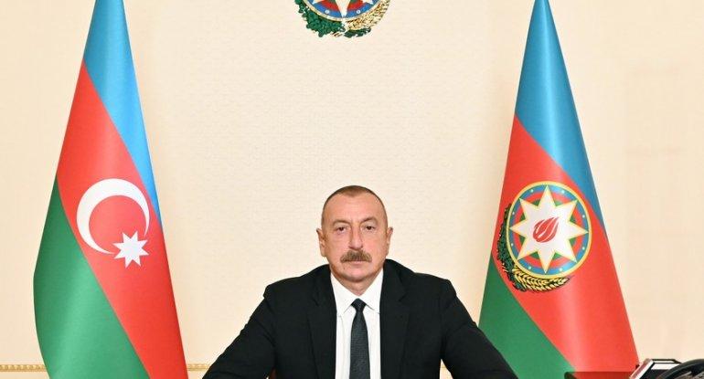 Prezident Kəlbəcər və Laçınla bağlı sərəncam imzaladı