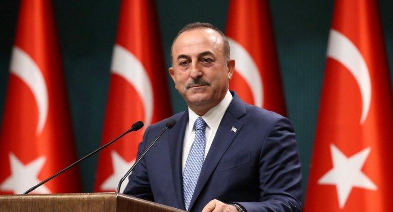 Mövlud Çavuşoğlu Azərbaycan Prezidentinə təşəkkür etdi