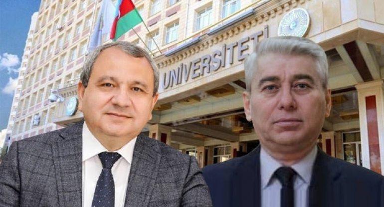 Rektor müşavirini və komendantı bıçaqlayan şəxs həbs edildi