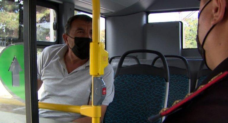Polis avtobus sürücülərinə xəbərdarlıq etdi