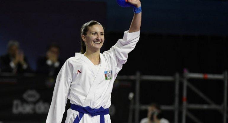 Azərbaycan karateçisi Tokio-2020-yə qələbə ilə başladı