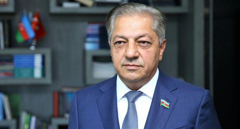 Deputatın oğlu dövlət qurumuna 1 milyon manatlıq ofis icarəyə verdi