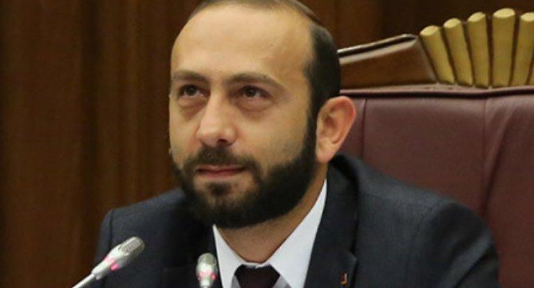 Ermənistanın XİN başçısı təyin oldu