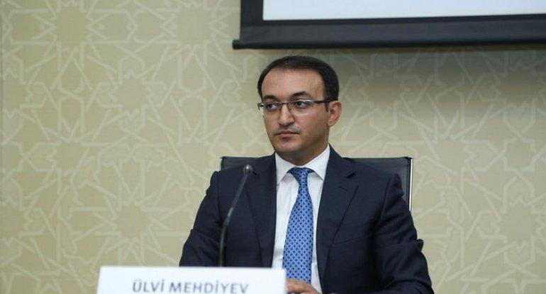 Ülvi Mehdiyev: COVID pasportu xüsusi mobil tətbiqlə yoxlanılacaq