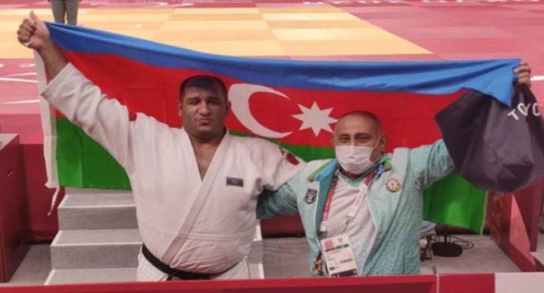 Azərbaycan cüdoçuları Paralimpiya Oyunlarında hamını qabaqladı - FOTO