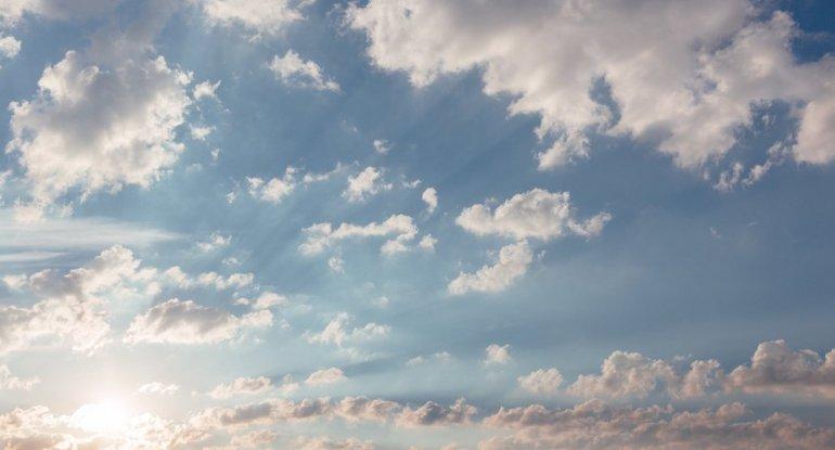 Avqust ayının son gününə olan hava proqnozu açıqlanıb