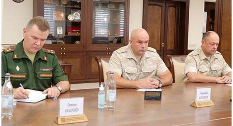 Rusiya sülhməramlılarının yeni komandanı İrəvana gedib