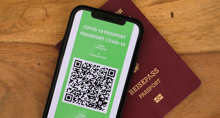 Bu hallarda  COVID-19 pasportu yoxlanılacaq