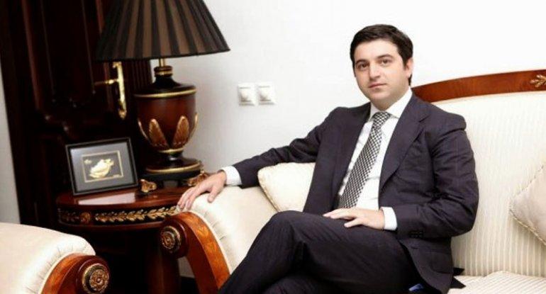 Ziya Məmmədovun oğlu federasiya prezidentliyindən istefa verib (RƏSMİ)