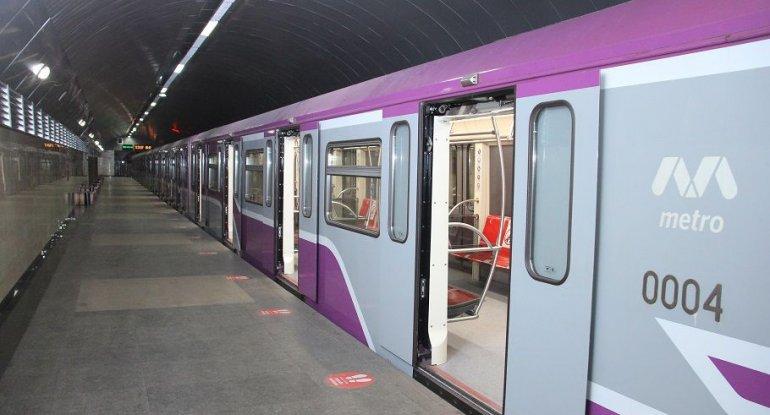 Bakıda yeni metro stansiyasının tikintisinə başlanılır