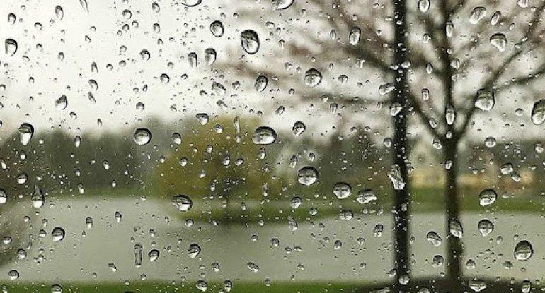 Yağış, dolu, güclü külək - SABAHIN HAVASI
