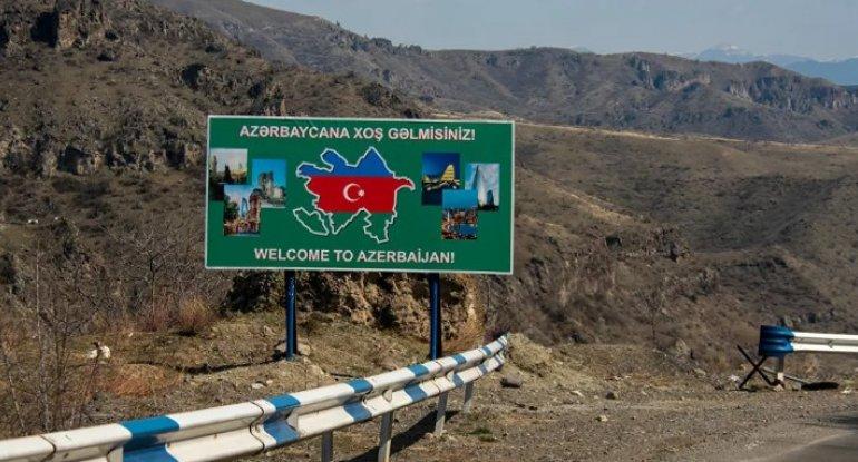 Azərbaycan yolunu azmış erməniləri qarşı tərəfə qaytarıb