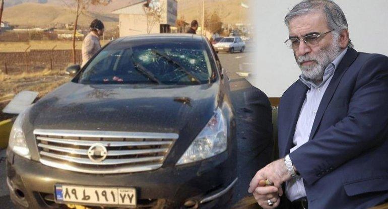 İranlı alimin öldüyü sui-qəsddə şok detal: arvadının burnu belə qanamayıb