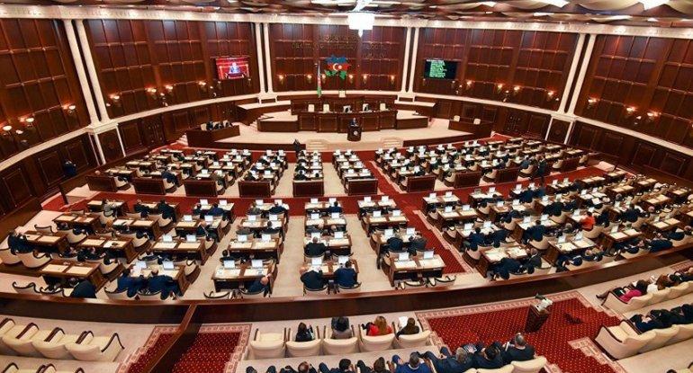 Milli Məclisin payız sessiyasının ilk iclasının vaxtı və gündəliyi açıqlanıb