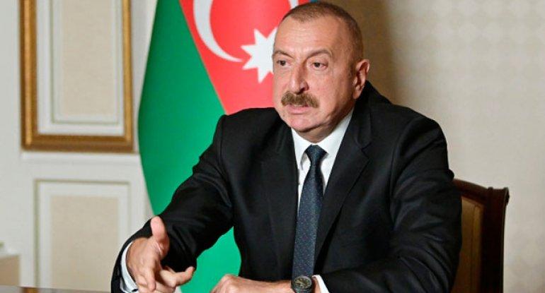 Prezident İlham Əliyev BMT Baş Assambleyasının 76-cı sessiyasında çıxış edir - VİDEO