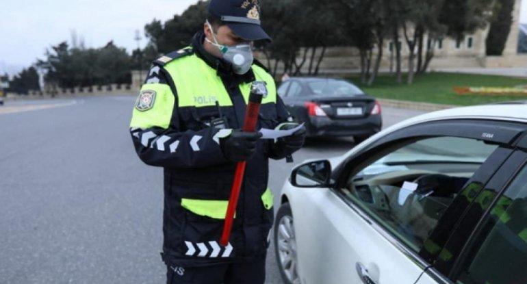 Yol polisi peyvənd olunmayan sürücülərə XƏBƏRDARLIQ