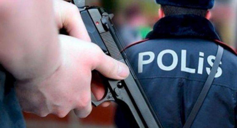Polis arvadını güllələdiyi yerdən görüntülər - FOTO/VİDEO