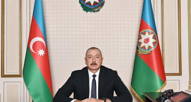 Azərbaycan veteranları Prezident İlham Əliyevə müraciət edib