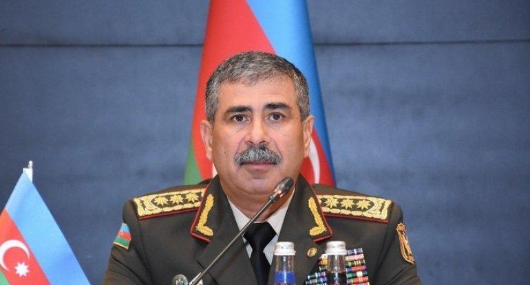 Zakir Həsənov Gürcüstana səfərə gedib