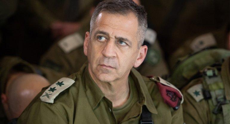 """General Hayman: """"İran sonda çökəcək"""""""