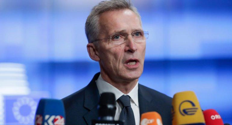 """NATO Baş katibi: """"Ukrayna və Gürcüstan NATO üzvü olacaq, amma…"""""""