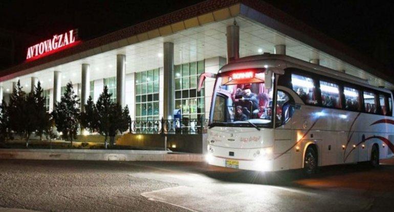 İran Bakıdan Naxçıvana gedən avtobuslara qadağa qoyub? (RƏSMİ)