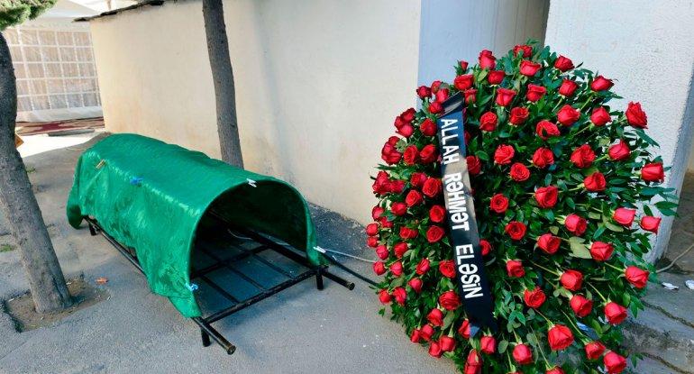 Azərbaycanda polis polkovniki vəfat etdi - FOTO