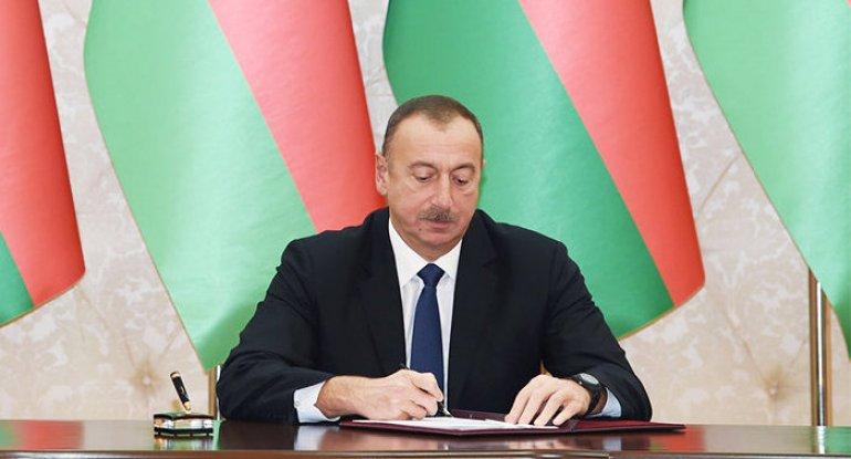 Azərbaycanda yeni qurum yaradıldı - FƏRMAN
