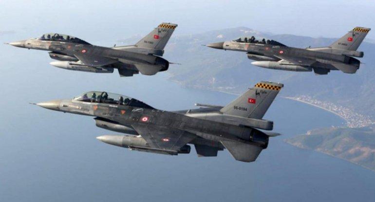 Türkiyə 40 yeni F-16 alışı üçün ABŞ-a məktub göndərdi - Reuters