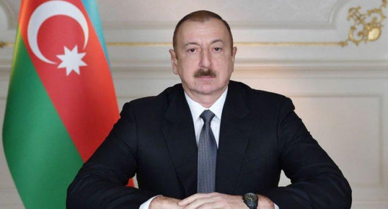İlham Əliyev MDB Dövlət Başçıları Şurasının iclasında iştirak edir