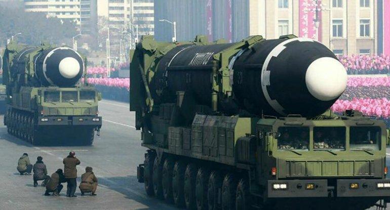 Şimali Koreya Yaponiya sahillərinə ballistik raket atdı